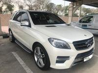 مرسيدس بنز الفئة-M 2013 Mercedes-Benz ML500 v8 2013 lush leather inte...