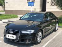 AUDI A6 2017 GCC AGENCY MAINTAINED ...