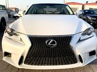 لكزس سلسلة-IS 2016 100% FINANCE AVAILABLE  ( LEXUS TURBO V4)