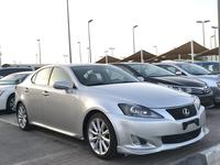 لكزس سلسلة-IS 2010 لكزس IS250 وارد امريكي  LEXUS IS250 USA