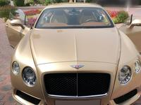 Bentley Continental 2015 Bentlet Continental
