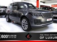 لاند روفر رينج روفر 2019 [2019]RANGE ROVER VOGUE IN IMMACULATE CONDITI...
