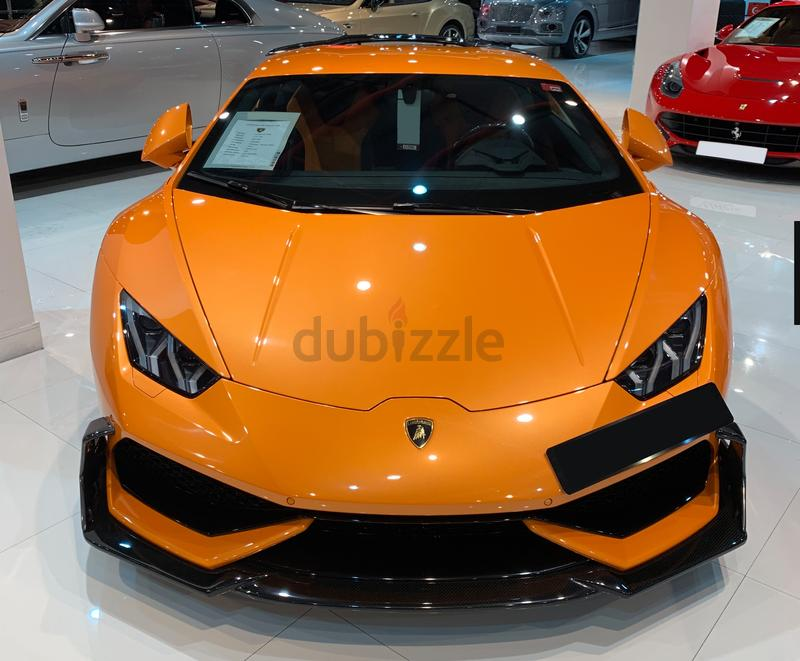 Dubizzle Dubai Huracan Lamborghini Huracan Lp 610 4 The Most