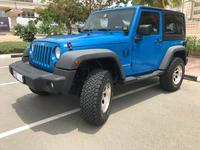 Jeep Wrangler 2011 Jeep JK, 2011, GCC, 3,8, Manual