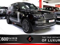 لاند روفر رينج روفر 2018 [2018] RANGE ROVER VOGUE AUTOBIOGRAPHY IN BRA...