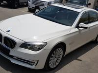 BMW 7-Series 2013 BMW 730LI - GCC - 2013 - FULL OPTION