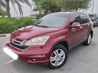 Honda CR-V 2010 Honda CR-V 2010 model sunroof option Gcc spec...