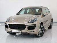 بورشه كايان 2016 Porsche Cayenne GTS 2016 GCC - Warranty/Fully...