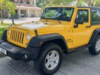 Jeep Wrangler 2015 2015 JEEP WRANGLER GCC ONLY @ 58 000KMS NEW T...