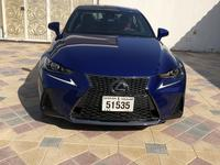 لكزس سلسلة-IS 2018 Lexus is-f sport 300 ..2018
