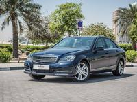 Mercedes-Benz C-Class 2012 AED1721/month | 2012 Mercedes Benz C200 1.8L ...