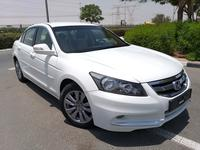 Honda Accord 2012 Honda accord gcc 2012 v4 Limited mid option k...