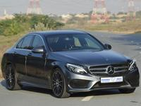 Mercedes-Benz C-Class 2017 Mercedes C 200 / Full Options Under 3 Years W...