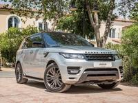 Land Rover Range Rover Sport 2016 AED3992/month | 2016 Range Rover Sport 3.0L |...