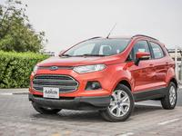 Ford Ecosport 2016 AED519/month | 2016 Ford Eco Sport Trend 1.5L...