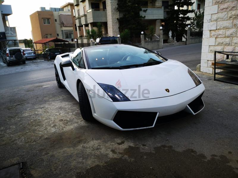 Dubizzle Dubai Gallardo Lambo In Perfect Conditions Inside Out