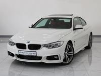 بي ام دبليو 4 - السلسلة‬ 2015 BMW 435i Coupe M Sport 2015 GCC - Warranty/Fu...