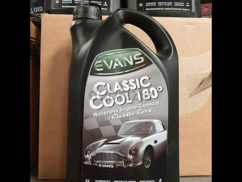 Evans Classic Cool 180 5 Liter Canister