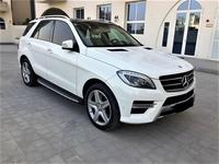 مرسيدس بنز الفئة-M 2013 CLEANEST CAR/TOP SPECS - ML350 AMG 2013
