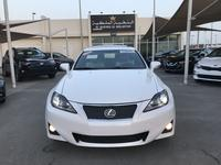 لكزس سلسلة-IS 2012 LEXUS-IS350 -V6 -2012 AMERICAN CAR-VERY CLEAN