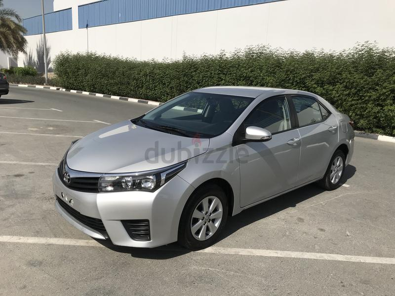 Toyota Pay By Phone >> Dubizzle Dubai Corolla 2015 Toyota Corolla 2 0 Ltr Gcc For Sale