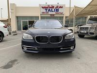 BMW 7-Series 2013 BMW 750 full option