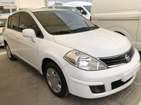Nissan Tiida 2013 NISSAN TIDA H/B 1.8. FREE OF ACCIDENT WITH LO...