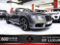 Bentley Continental 2014 [2014] BENTLEY CONTINENTAL-GTC  IN SUPERB CON...