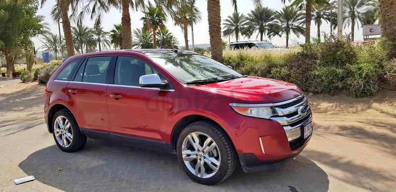 Ford Edge Limited 2014 For Urg Sale Aed 56k