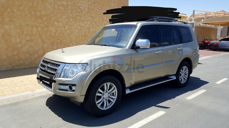 SOLD: 2016 #1 Mitsubishi Pajero GLS TOP 3 8L PLATINUM with pano roof +  extras!!!