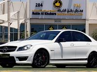 Mercedes-Benz C-Class 2014 2014.C 63 AMG/// Edition 507.Under Warranty.T...
