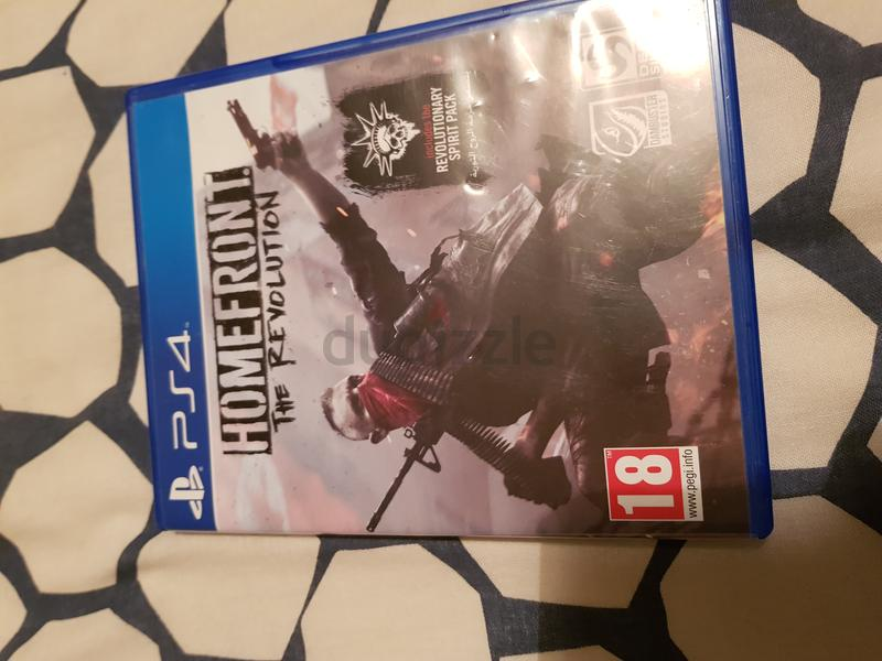 PS4 Games (read description)