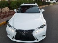 لكزس سلسلة-IS 2016 Lexus IS 350 f sport)-Immaculate condition-Fu...