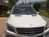 مرسيدس بنز الفئة-M 2013 Merc ML 350 perfect and negotiable