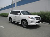 Lexus LX-Series 2013 Lexus LX 570 gulf with full services history ...