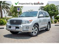 Toyota Land Cruiser 2015 AED2364/month | 2015 Toyota Land Cruiser Gxr ...