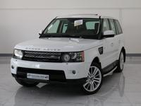 لاند روفر رينج روفر سبورت 2012 SOLD! Range Rover Sport HSE 2012 GCC - Warran...