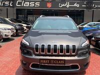 Jeep Cherokee 2017 Jeep Cherokee Limited 3.2L V6 6400km only 201...