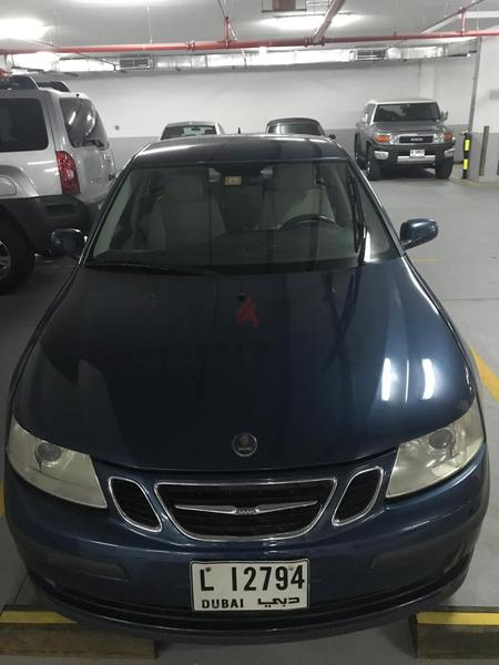 Saab For Sale >> Saab 9 3 2007 Saab 9 3 For Urgent Sale Dubizzle