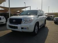 Toyota Land Cruiser 2011 Land cruiser GXR V8 sunroof gulf car