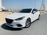 Mazda 3 2015 MAZDA 3 2015 1.6L PUSH BUTTON START