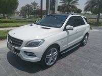 مرسيدس بنز الفئة-M 2013 ML 350 in Great condition like new