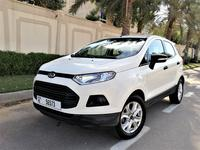 Ford Ecosport 2016 UNDER WARRANTY GCC FORD ECOSPORT 2016 55KM FU...