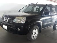 نيسان اكس تريل 2010 Nissan X-Trail 2010; Black Color; 191,000 KM;...