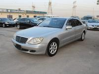 مرسيدس بنز الفئة-S 2005 MERCEDES BENZ S500lL MODEL 2005 JAPAN IMPORT