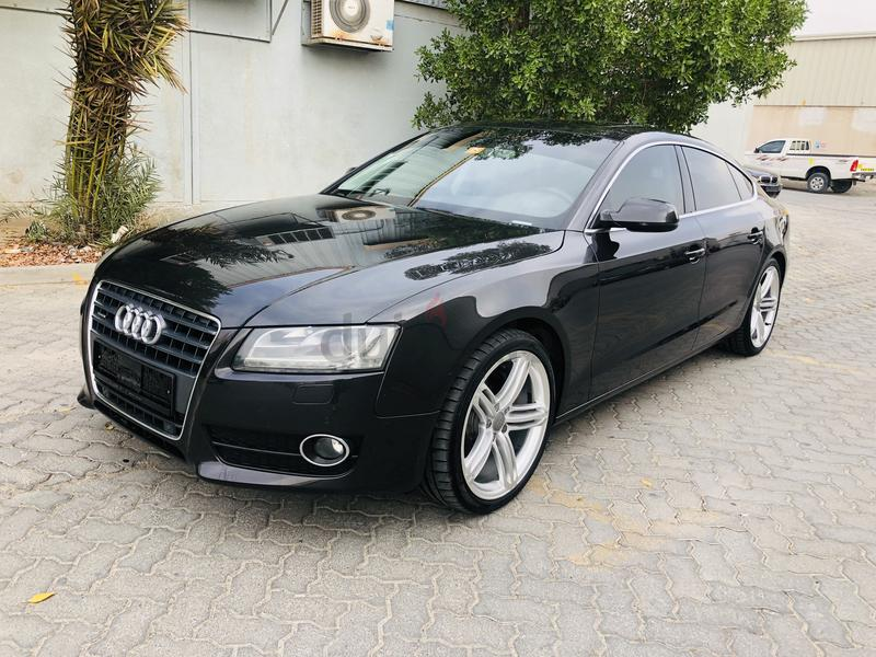 2011 AUDI A5 2 0L QUATTRO GCC WITH FULL SERVICE HISTORY