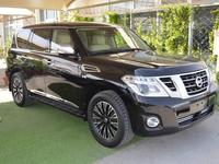 Nissan Patrol 2012 NISSAN PATROL 2012 MODEL GCC 400HP FULL OPTIO...