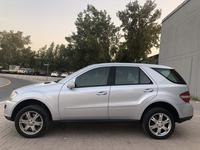 مرسيدس بنز الفئة-M 2008 Mercedes ML 500 V8 5.5 GCC