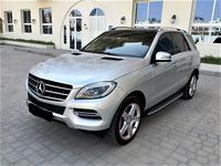 مرسيدس بنز الفئة-M 2013 LOW MILEAGE! MINT ML350 AMG 2013 / FULLY LOAD...