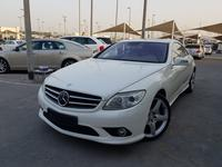 Mercedes-Benz CL-Class 2010 CL500 GCC GOOD CONDITION NO